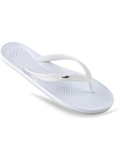 Lescon Lt-5950 Beyaz Bayan Terlik Beyaz